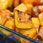 Cinnamon Honey Spiced Winter Squash With CBD