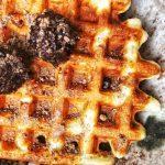 CBD Waffle Recipe