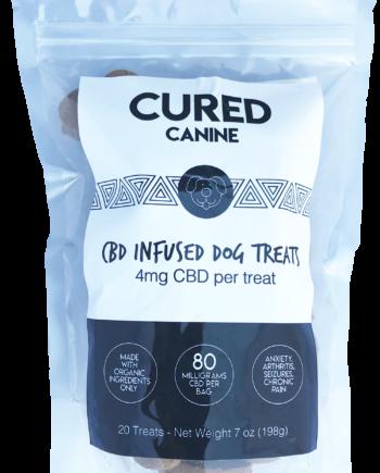 Calm Hemp Dog Treats Mg Per Treat