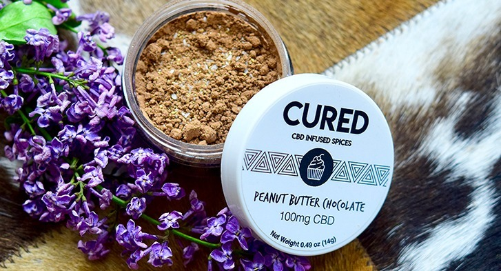 CBD Peanut Butter Chocolate