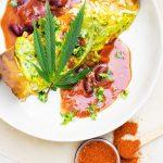Plant-Based Burrito CBD Recipe