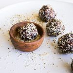 CBD Cinnamon Chocolate Cherry Balls