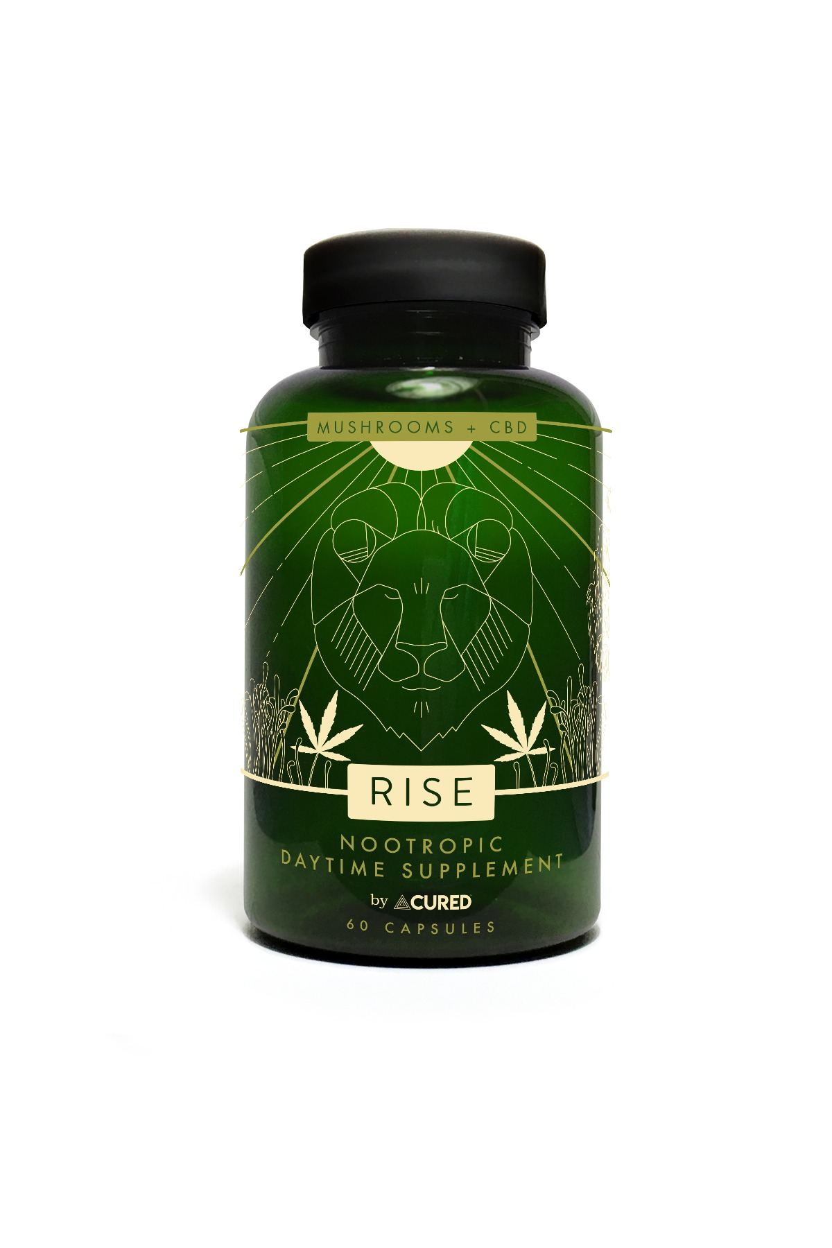 Cured Rise Cbd For Focus Cured Nutrition