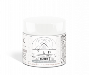 cured-nutrition-zen-cbd-for-sleep