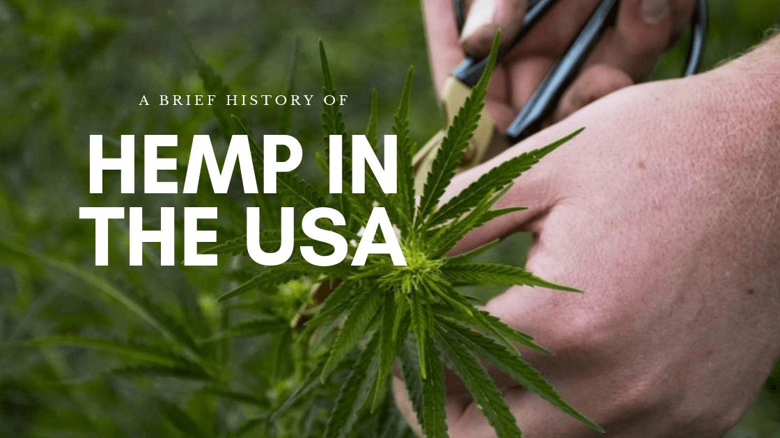 History of Hemp in USA