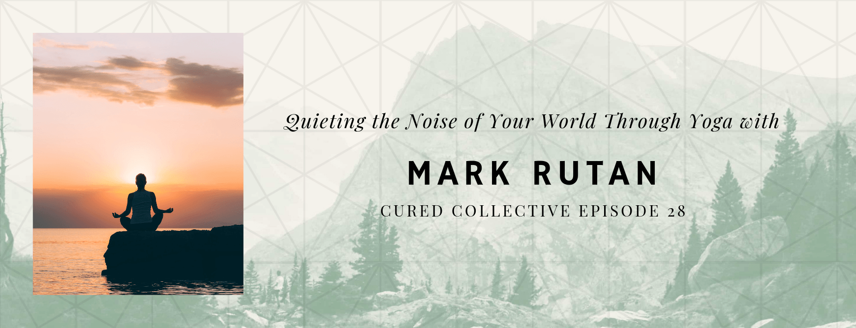 Mark Rutan joins the Cured Collective Podcast
