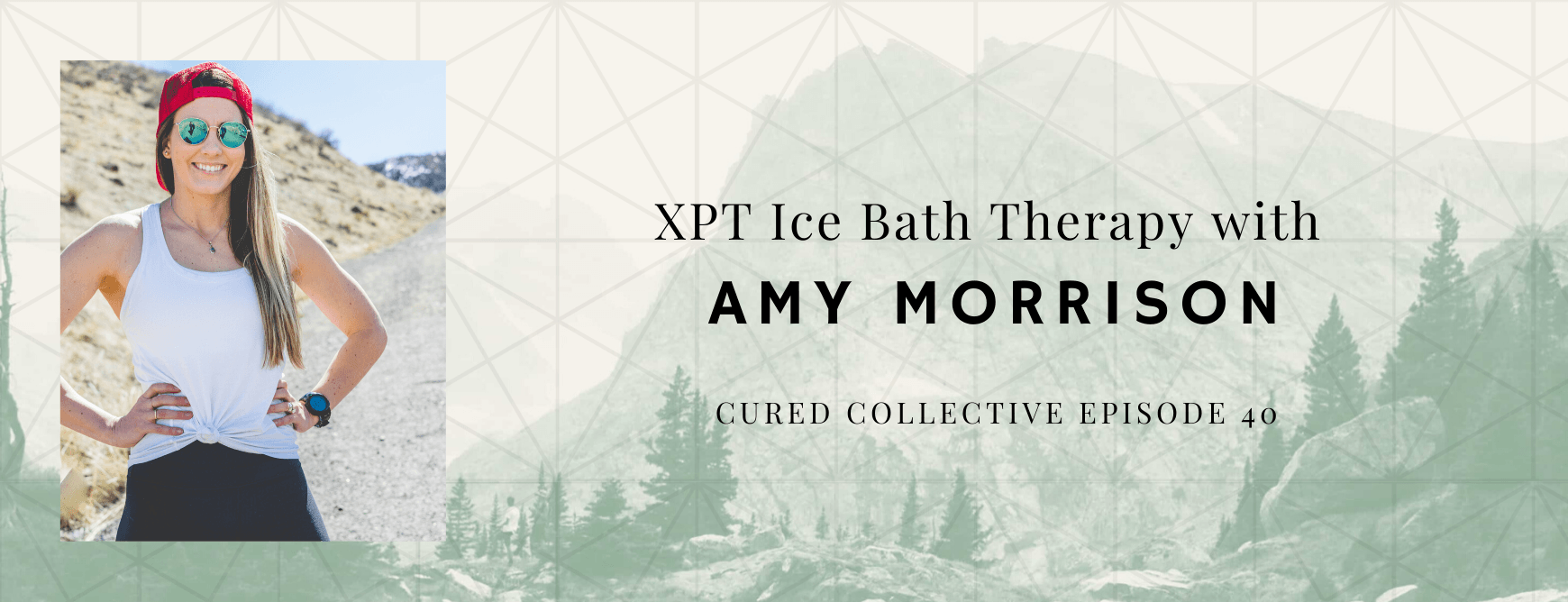 Cured Collective CBD Podcast with Amy Morrison