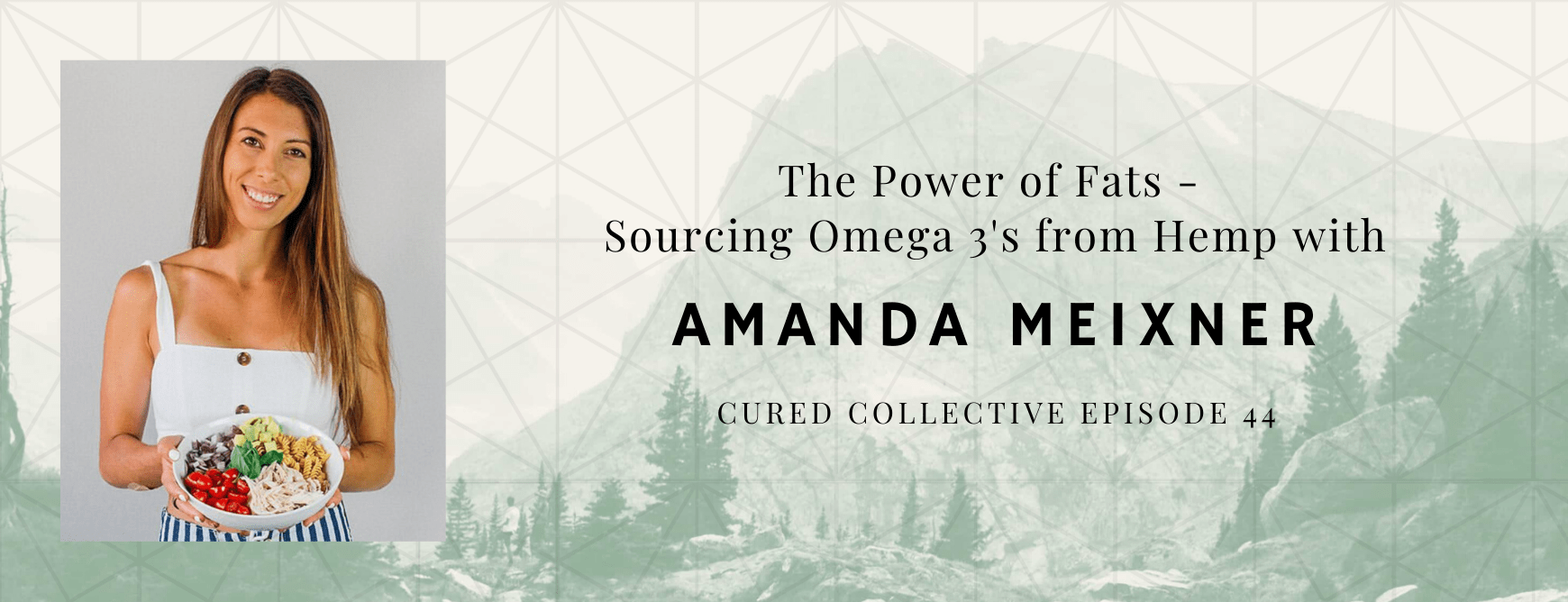 Cured Collective CBD Podcast with Amanda Meixner