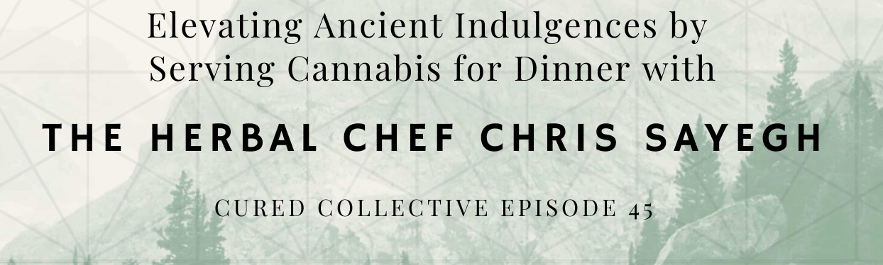 Cured Collective CBD Podcast with Chris Sayegh